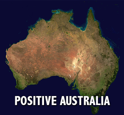 Positive Australia - Positive Thinking Network - Positive Thinking Doctor - David J. Abbott M.D.