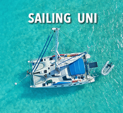 Sailing UNI - Sailing University - David J. Abbott M.D. - Positive Thinking Sailor