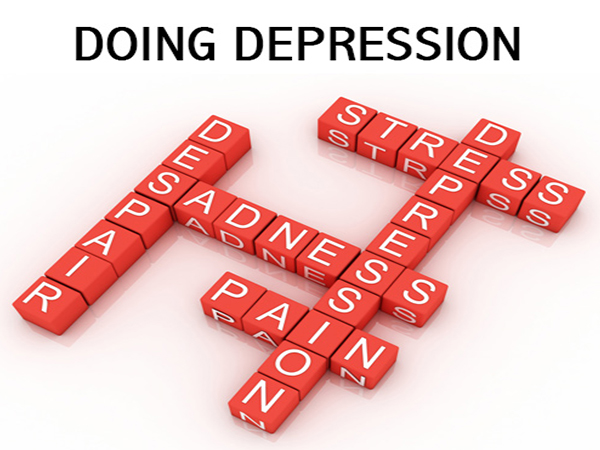 Doing Depression - Positive Thinking Doctor - David J. Abbott M.D.