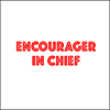 Encourager In Chief - Positive Thinking Doctor - David J. Abbott M.D.