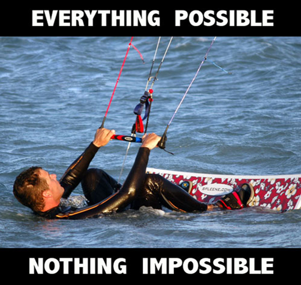 Everything Possible Nothing Impossible - David J. Abbott M.D.
