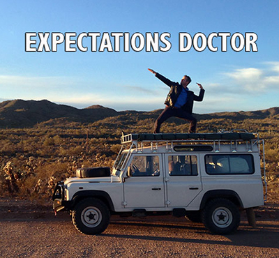 Expectations Doctor - Positive Thinking Network - Positive Thinking Doctor.com - David J. Abbott M.D.