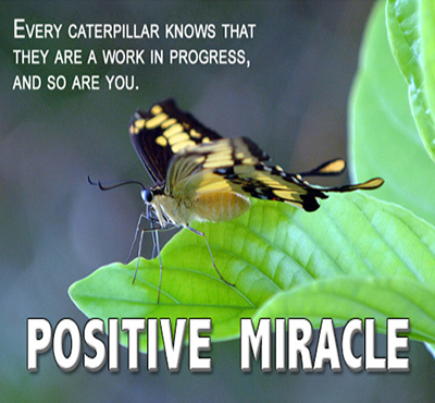 Positive Miracle - Positive Thinking Network - Positive Thinking Doctor - David J. Abbott M.D.