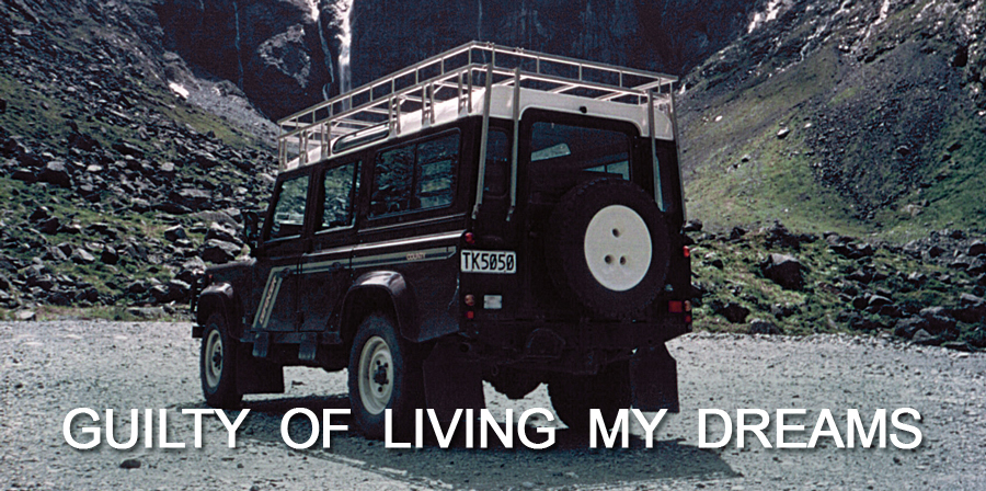 Join Team Maxing Out as they drive overland around the world in Land Rover Defenders - Positive Thinking Doctor - David J. Abbott M.D.