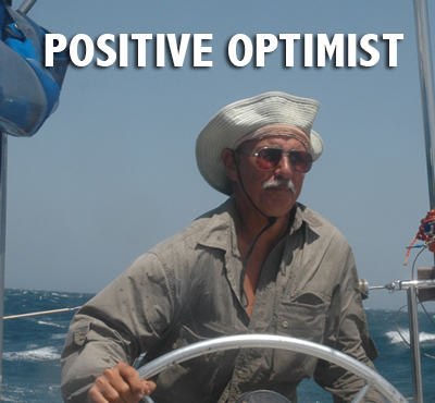 Positive Optimist - David J. Abbott M.D. - Positive Thinking Doctor
