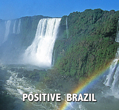 Positive Brazil - Positive Thinking Network - Positive Thinking Doctor - David J. Abbott M.D.