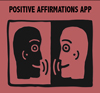 Positive Affirmations APP from the Positive Thinking Doctor - David J. Abbott M.D.
