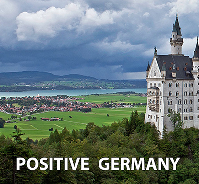 Positive Germany - Positive Thinking Network - Positive Thinking Doctor - David J. Abbott M.D.