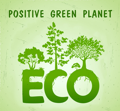 Positive Green Planet - David J. Abbott M.D.