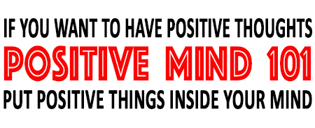 POSITIVE MIND 101 - POSITIVE THINKING DOCTOR - DAVID J. ABBOTT M.D.
