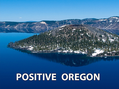 Positive Oregon - Positive Thinking Network - Positive Thinking Doctor - David J. Abbott M.D.