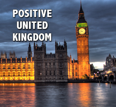 Positive United Kingdom - Positive Thinking Doctor - David J. Abbott M.D.