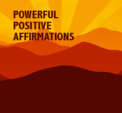 Powerful Positive Affirmations - Positive Thinking Doctor - David J. Abbott M.D.