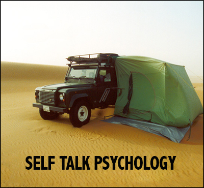 Self Talk Psychology - David J. Abbott M.D. - Positive Thinking Doctor