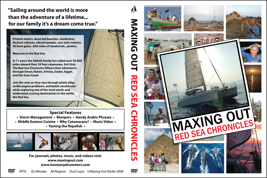 Red Sea Chronicles - David J. Abbott M.D. - Positive Thinking Doctor