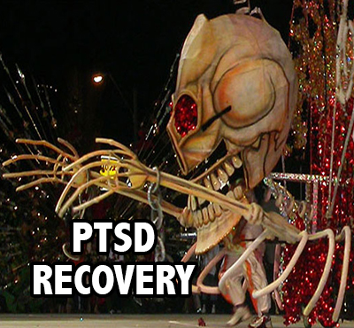 Post Traumatic Stress Disorder Recovery - Positive Thinking Network - Positive Thinking Doctor - David J. Abbott M.D.
