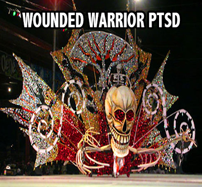 Wounded Warrior PTSD- Positive Thinking Network - Positive Thinking Doctor - David J. Abbot M.D.