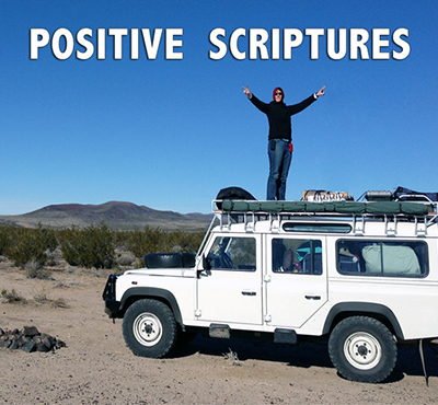 Positive Scriptures - Positive Thinking Doctor - David J. Abbott M.D.