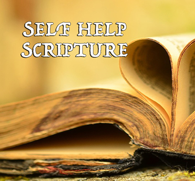 Self Help Scripture - Positive Thinking Network - Positive Thinking Doctor - David J. Abbot M.D.