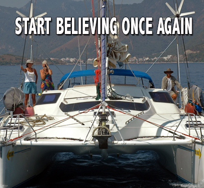 Start Believing Once Again - David J. Abbott M.D.