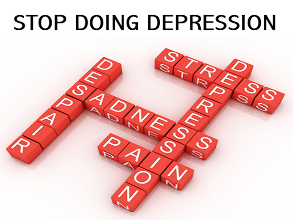 Stop Doing Depression - Positive Thinking Doctor - David J. Abbott M.D.