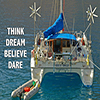 Think Dream Believe Dare - David J. Abbott M.D.